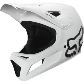 Fox Rampage Helmet Youth white